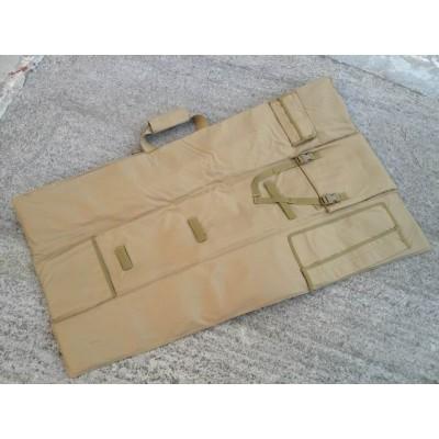 Funda USMC SNIPER GUN BAG tan