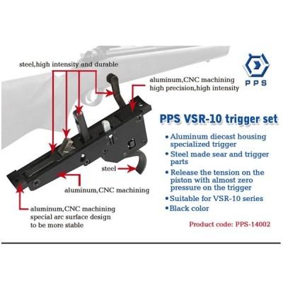 Trigger set PPS VSR-10...