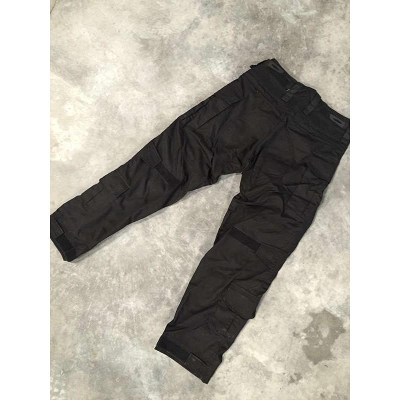 Pantalon Tactico Deluxe Negro M
