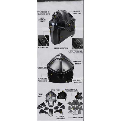 Mascara Obsidian(OFERTA) A...