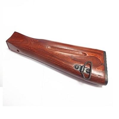 Culata AK E&L de madera