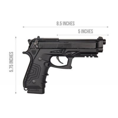 Pistola HFC CO2 ESTILO M92...