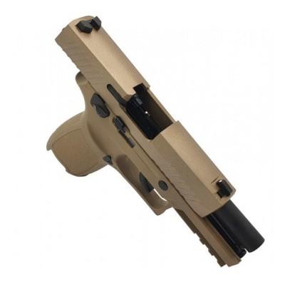 Pistola F18 TAN