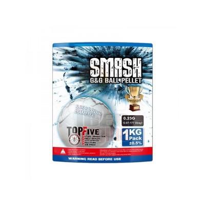 G&G Smash BB 0.25g / 1KG...
