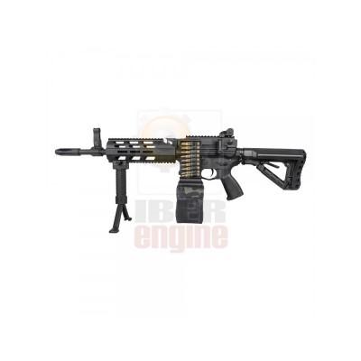 G&G CM16 LMG Stealth AEG...
