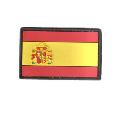 Parche PVC bandera español...