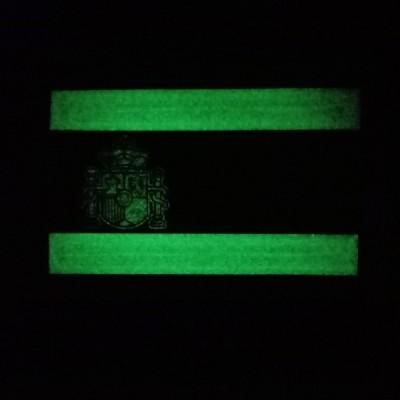 Parche PVC fluorescente...