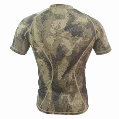 Camiseta transpirable manga...