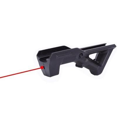 Grip angular con laser rojo BK