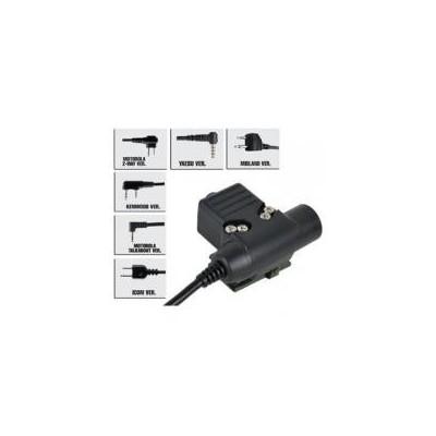 PTT ZU94 para MOTOROLA 1 pin