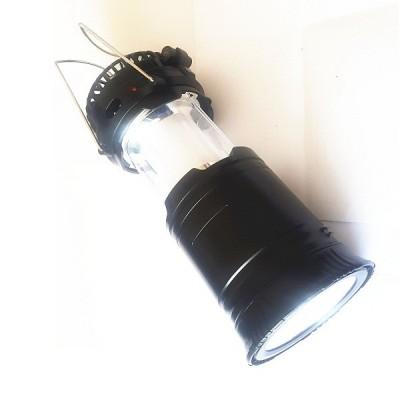 Linterna+Lámpara+ventilador...
