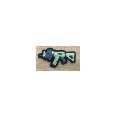 Parche PVC gun6 4pc