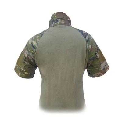 Camiseta combat manga corta...