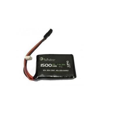 Bateria 20D WE 1500mah LiPO...