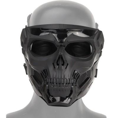 Máscara Skull Face MA-110-BK