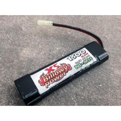 Bateria BP 9.6v 1600MAH...
