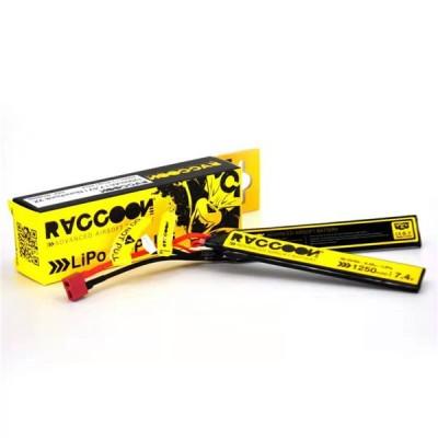 Bateria RACCOON PRO 1250mAh...