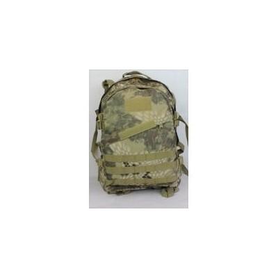 Mochila 3D 40L-45L estilo MR
