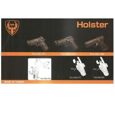 Pistolera rigida HFC para...