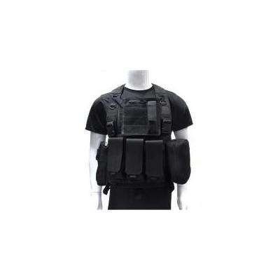 Chaleco scout vest BK