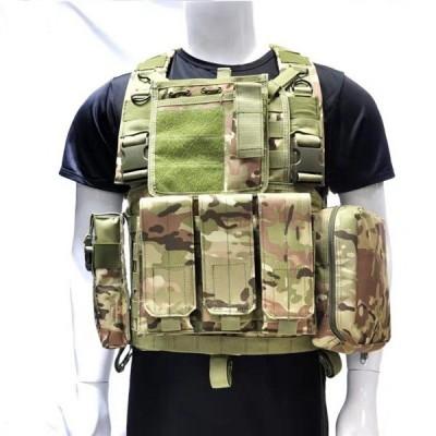 Chaleco scout vest ESTILO MC