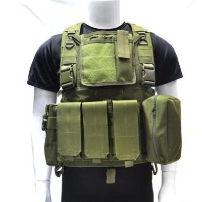 Chaleco scout vest OD