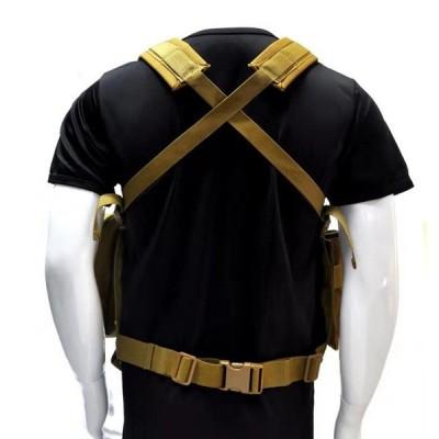 Chaleco scout vest TAN