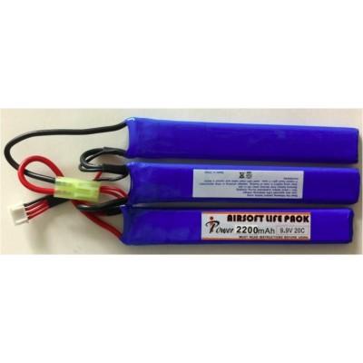 Bateria IPower LIFe 9.9V...