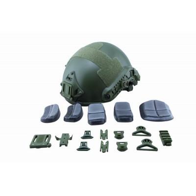 Casco Ballistic OD HL-05-MH-OD